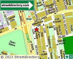 WANG LODGE | Location & Map