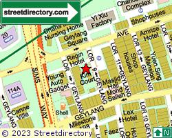 JEWELS LODGE | Location & Map
