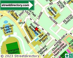 RESIDENCES BOTANIQUE | Location & Map