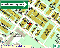 EVERICH INDUSTRIAL BUILDING | Location & Map