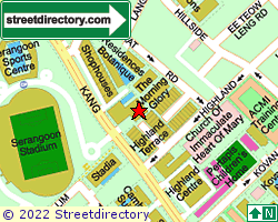 WEMBLY RESIDENCES | Location & Map