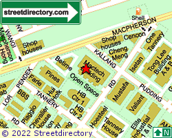 MACTECH BUILDING | Location & Map