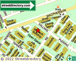 MACTECH INDUSTRIAL BUILDING | Location & Map