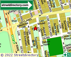 FAEZ BUILDING | Location & Map