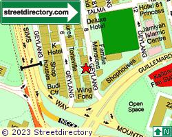 SWANN COURT | Location & Map