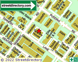 TANNERY HOUSE | Location & Map