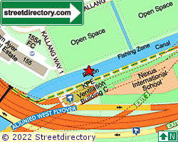 KALLANG INDUSTRIAL ESTATE | Location & Map