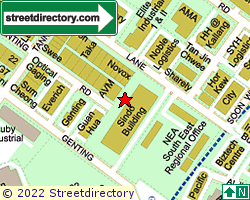 SINDO INDUSTRIAL BUILDING | Location & Map