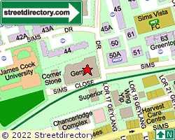 NGB BUILDING | Location & Map
