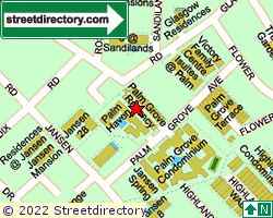 PALM GROVE REGENCY | Location & Map