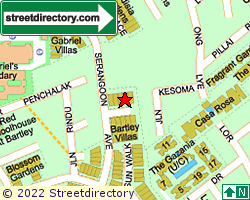 BARTLEY VILLAS | Location & Map