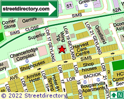 ENTERPRISE INDUSTRIAL BUILDING | Location & Map