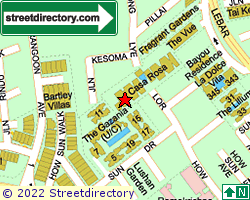 CASA ROSA | Location & Map
