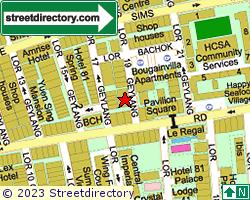 THE PRIMERO | Location & Map