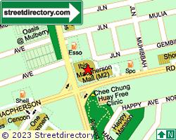 MACPHERSON MALL | Location & Map