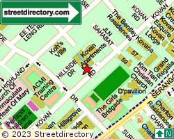 WATER VILLAS | Location & Map