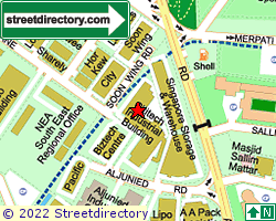 CITITECH INDUSTRIAL BUILDING | Location & Map