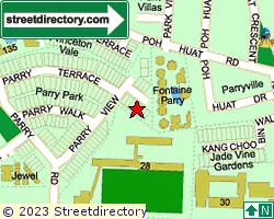 PARRY PARK | Location & Map