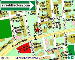 ASSOCIATION BUILDING | Location & Map