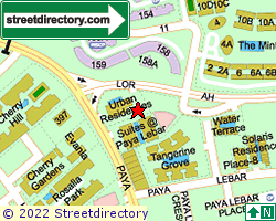 URBAN RESIDENCES | Location & Map