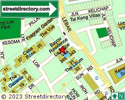 SHAN HE GARDEN | Location & Map