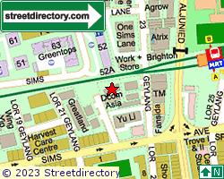 CHIN HIN HANG BUILDING | Location & Map
