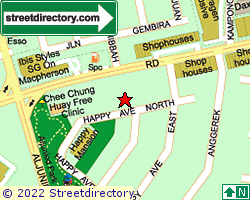 HAPPY GARDENS | Location & Map