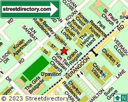 SANCTUARY @ 813 | Location & Map