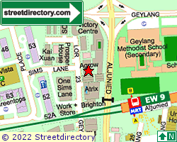 AGROW BUILDING | Location & Map