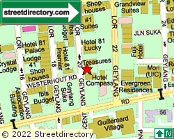 SUNFLOWER REGENCY | Location & Map