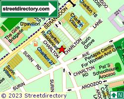 CHARLTON CORNER | Location & Map