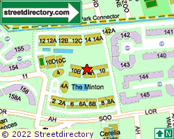 THE MINTON | Location & Map