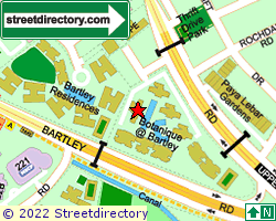 BOTANIQUE AT BARTLEY | Location & Map