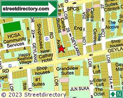 AVANT AT ALJUNIED | Location & Map