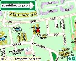 CERELIA VISTA | Location & Map