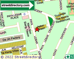 ASTON GREEN | Location & Map