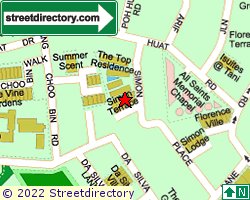 SIMON TERRACE | Location & Map