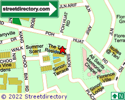 SIMON COURT | Location & Map