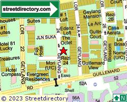 REZI 24 | Location & Map
