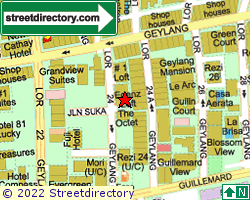 EDENZ LOFT | Location & Map