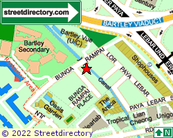 THE ARECA | Location & Map