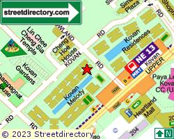 KOVAN MELODY | Location & Map