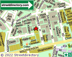 HNI INDUSTRIAL BUILDING | Location & Map