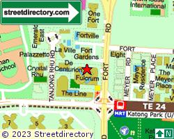 FULCRUM | Location & Map