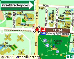 FORT TERRACE | Location & Map