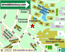 FLORENCE GARDENS | Location & Map