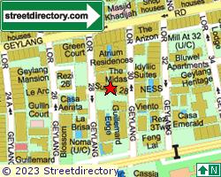 SUITES 28 | Location & Map