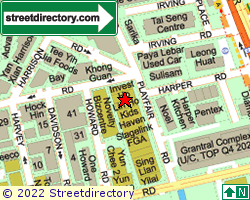 XING BUILDING | Location & Map