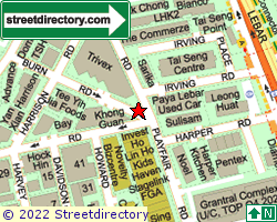 INVEST HO BUILDING | Location & Map