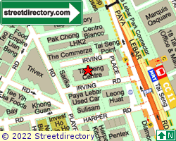 IRVING INDUSTRIAL BUILDING | Location & Map